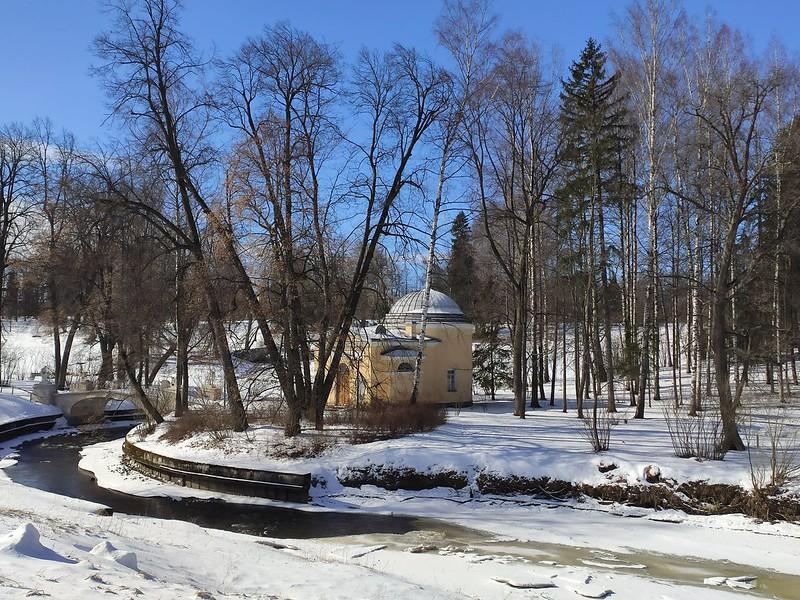 Павловск - Холодная ванна