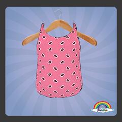 ((RBS)) Bandanas (Pink) Swimsuit