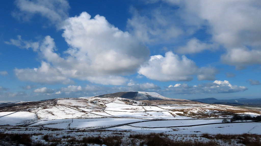 Pendle From Weets Hill