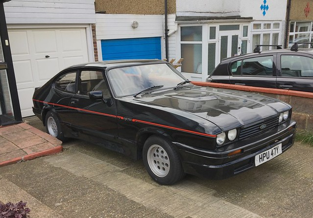 1983 Ford Capri Injection