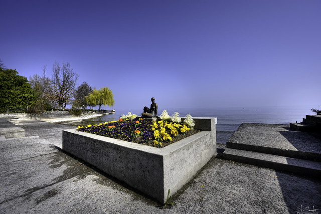 Spring time in Romanshorn - Thurgau - Switzerland