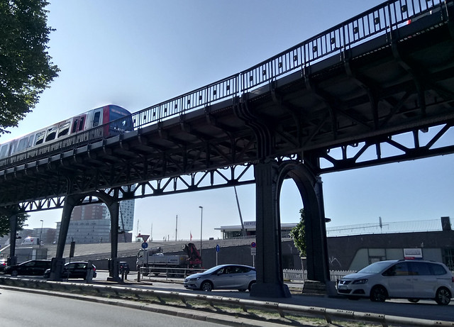 Metro upwards