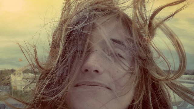 Madrid (Comunidad de Madrid, Sp) – Retrato al viento y al sol naciente