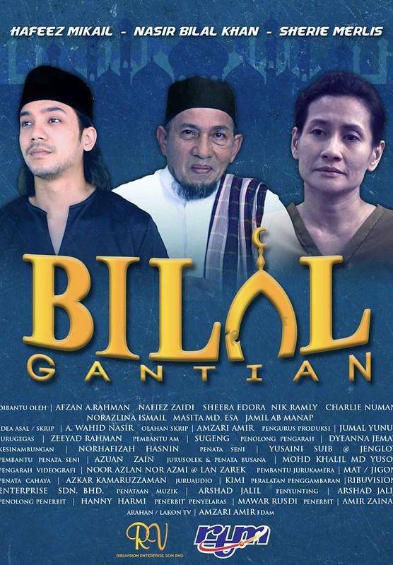 BILAL GANTIAN Buka Cerita Telemovie Khas Ramadan di RTM