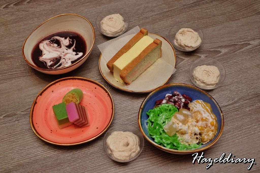 Holiday Inn Atrium-Ramadan Buffet-Dessert