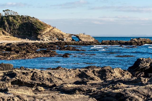 Jogashima Coast : 城ヶ島海岸