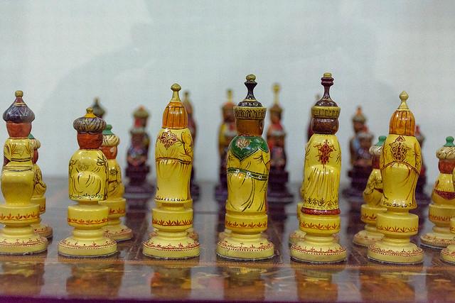 Uzbek chess