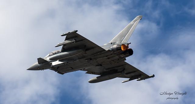 RAF Typhoon Eurofighter FGR 4