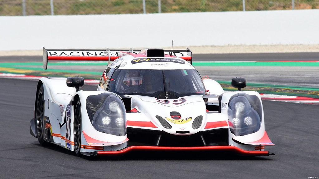 Ligier JSP3 / Tomasz  BLICHARSKI / POL  Henning ENQVIST SWE / Stéphane ROMECKI / POL / TEAM VIRAGE