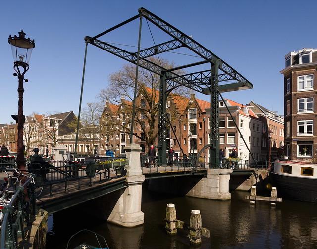 Amsterdam - Dommersbrug