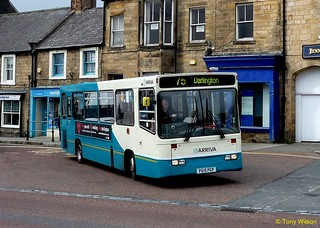 P615PGP Arriva North East 1674