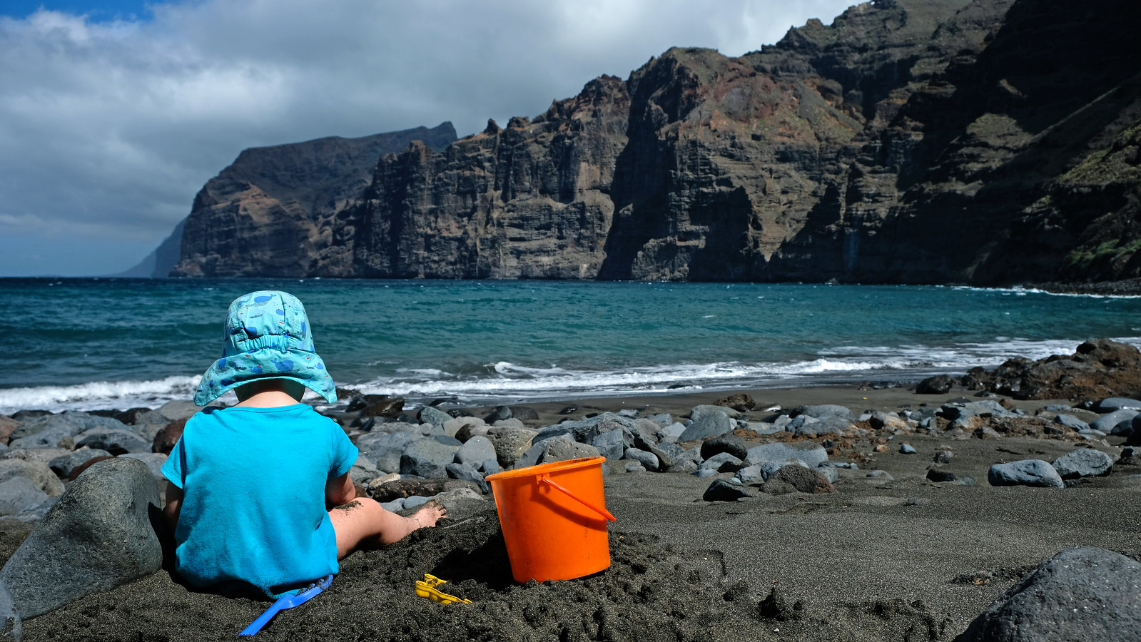 Los Gigantes, Tenerife, Canary Islands, Spain