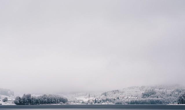Winter in South Bohemia