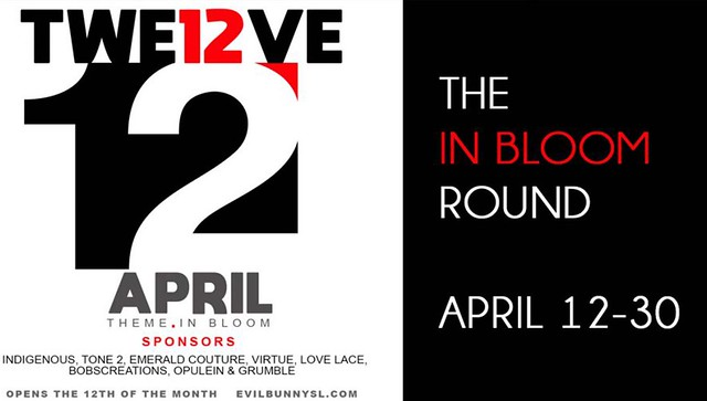 ⭐️ TWE12VE Event  – April 2021 ⭐️
