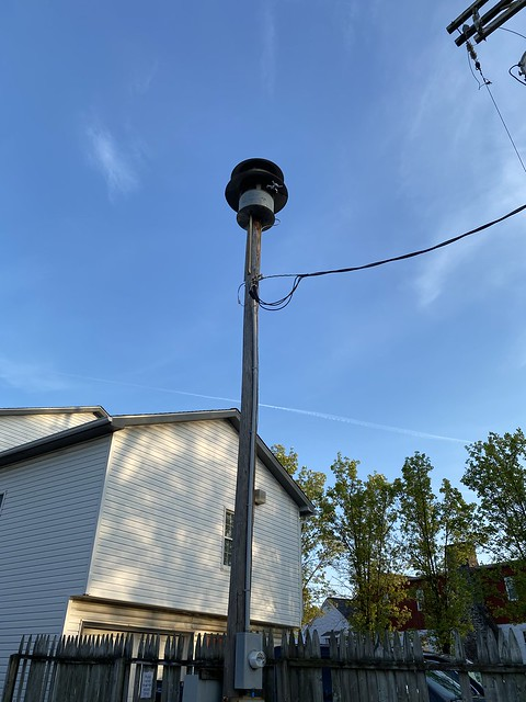 Federal Signal model 5 siren