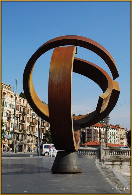 La txapela (Bilbao, País Vasco, España, 5-8-2009)