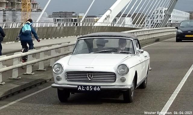 Peugeot 404 cabriolet 1962