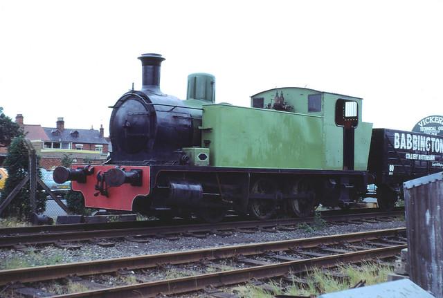 16919D 39 RSH 6947 Loughborough 10 Jul 77