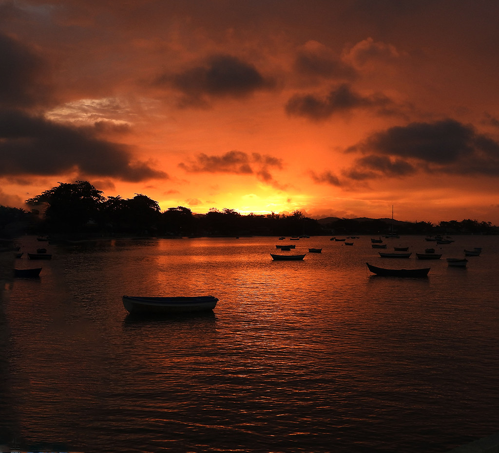 SUNSET IN BUZIOS - RJ