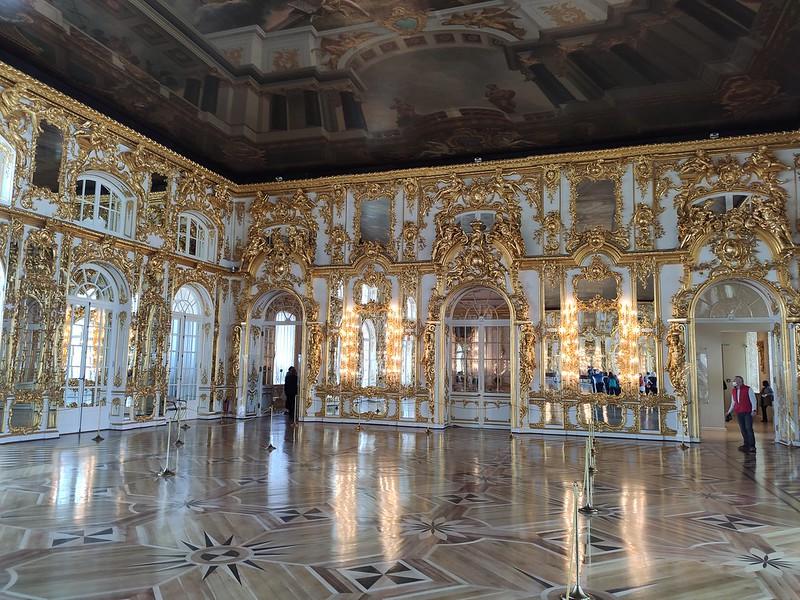 Большой Екатерининский дворец - Большой зал