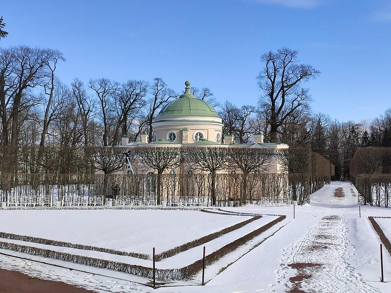 Царское село (Пушкин) - Нижняя ванна