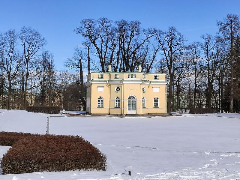 Царское село (Пушкин) - Верхняя ванна