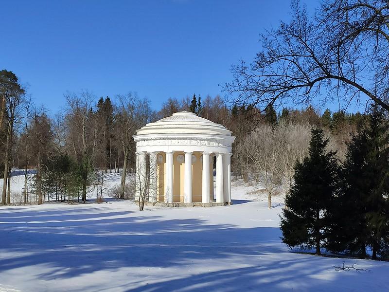 Павловск - Храм Дружбы