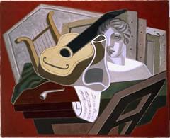 1926_Музыкальный стол. 81 х 100 см. Мадрид, Музей королевы Софии
