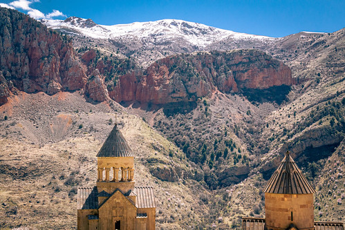 Noravank Monastery. Madeline Marquardt: #VolunteerAbroadBecause You'll Make Meaningful Connections