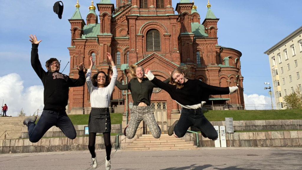Students on Study Exchange Placement
