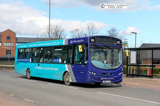 Arriva North East 1506 NK13FJO