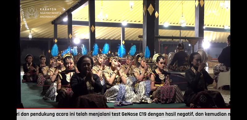 Bedhaya Mintaraga Tarian Syarat Makna Karya Sri Sultan Hamengku Buwono X 2