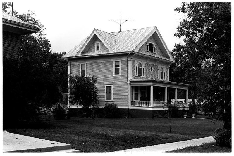 Armour Historic District, William Moore House