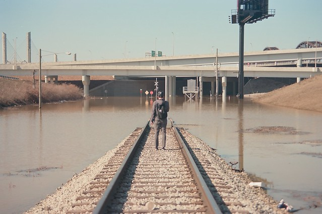 Daniel and the flooding.