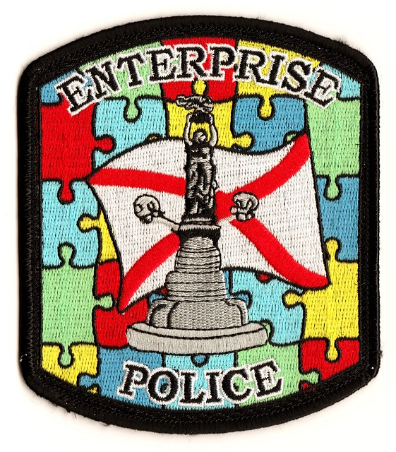 Enterprise Alabama Police