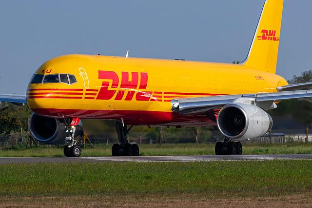 DHL / B752F / G-DHKU / LFRS 03