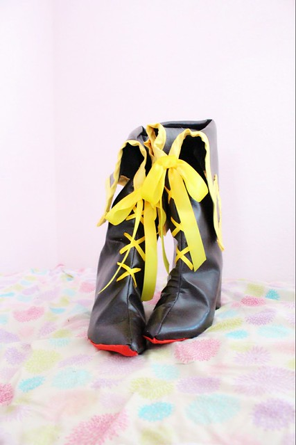 Ignia Boots covers
