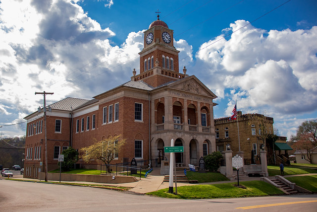 Tyler County Courthouse & Jail