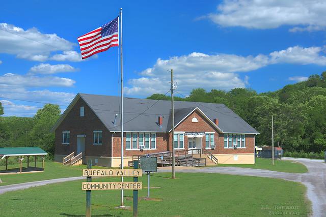 Buffalo Valley School - Buffalo Valley, Tennessee