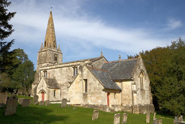 St Bartholomew's Church, Aldsworth