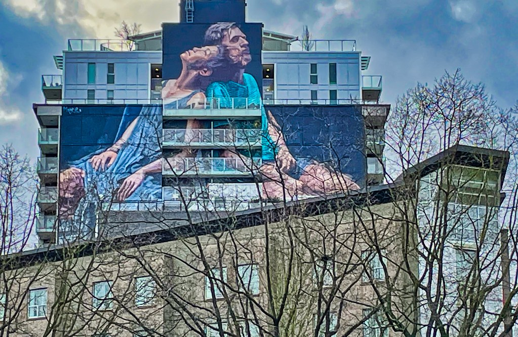 2021 - Vancouver - The Evening by Fintan Magee