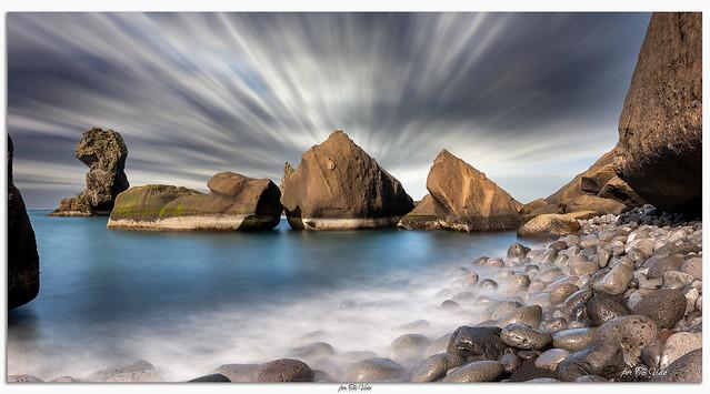 The Rocks in the Vestmannaeyjar
