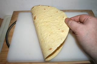 27 - Turn tortilla / Tortilla wenden