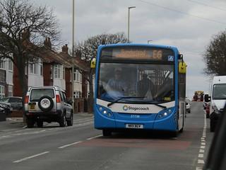 Stagecoach - 27738 - NK11BGV - SCNE20210144StagecoachNorthEast