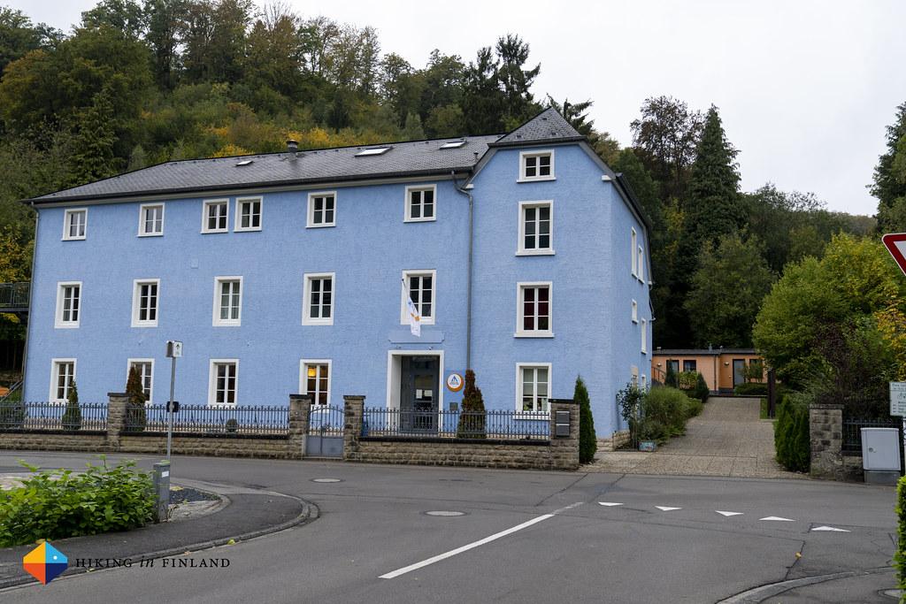 Youth Hostel in Larochette