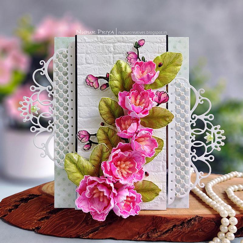 Sweet Magnolia Card_Nupur Priya_01