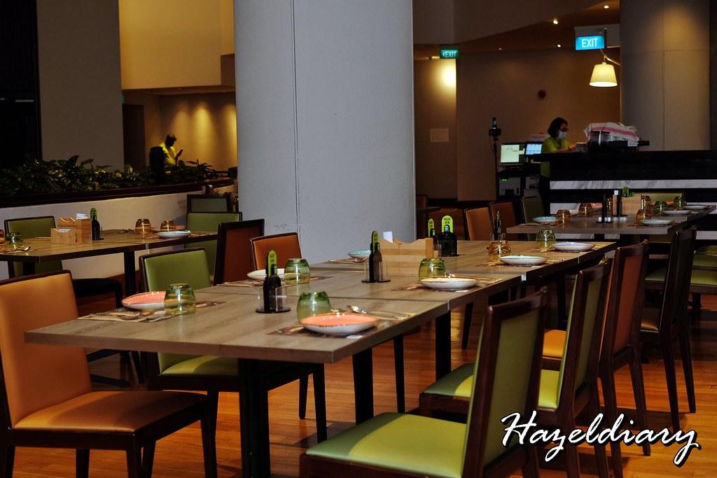 Holiday Inn Atrium-Ramadan Buffet-4