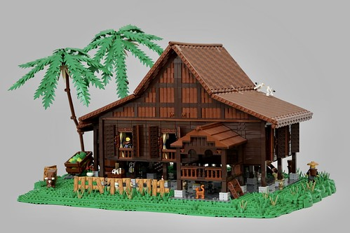 Kampung House.