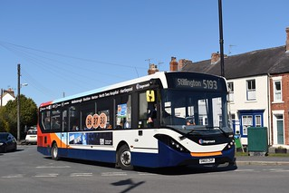 Stagecoach North East: 26289 / SN69ZHP