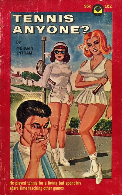 Mercury Books 102 - Morgan Latham - Tennis Anyone?